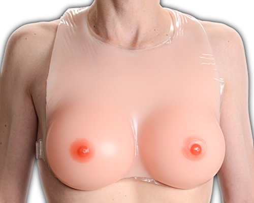 Silicone Breast Forms - Vest Style!