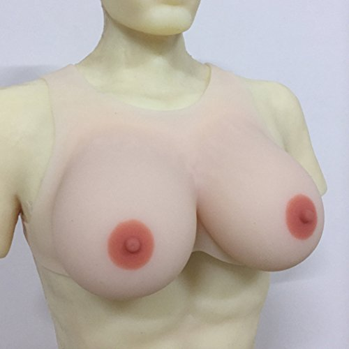 Drag Queen Silicone Breast Form